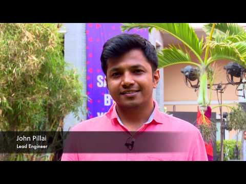 Employee Speaks:  John Pillai - Lead Engineer
