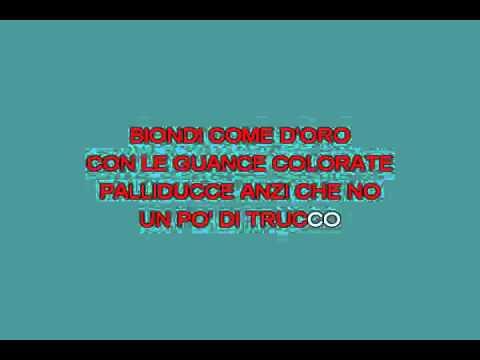 Don Backy   Samba [karaoke]
