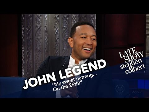 Download Youtube: John Legend And Chrissy Teigen Are Still Learning The Ropes As Parents