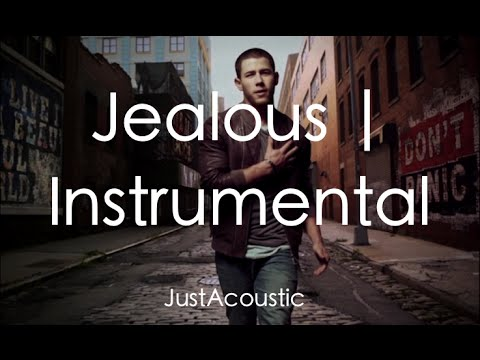Jealous - Nick Jonas (Acoustic Instrumental)