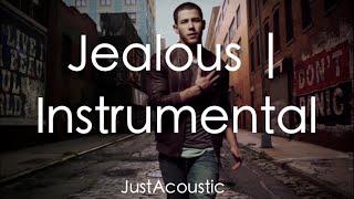 Jealous - Nick Jonas (Acoustic Karaoke Instrumental)