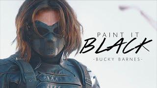 bucky barnes | paint it black