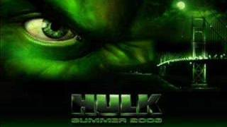 Hulk End Credits Soundtrack - Danny Elfman