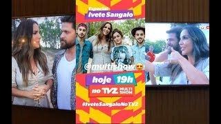 Baixar Ivete Sangalo mostra bastidores do clipe