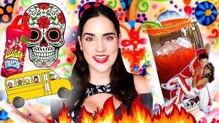 MÍ PRIMERA VEZ EN MÉXICO - 10 cosas que NUNCA había hecho