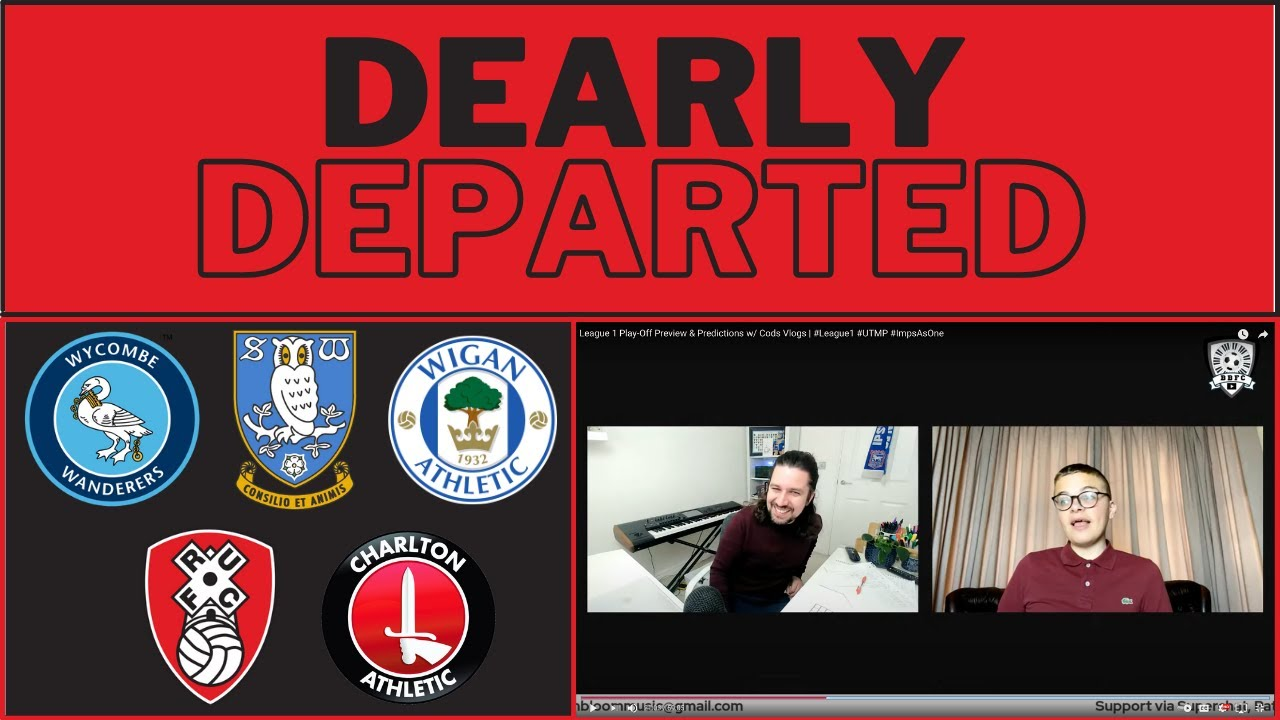 👋 DEARLY DEPARTED - League 1: 21/22 Preview
