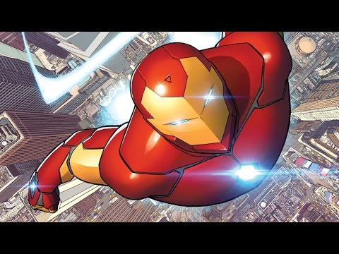 Marvel s Iron Man VR Coming to PlayStation VR in 2019
