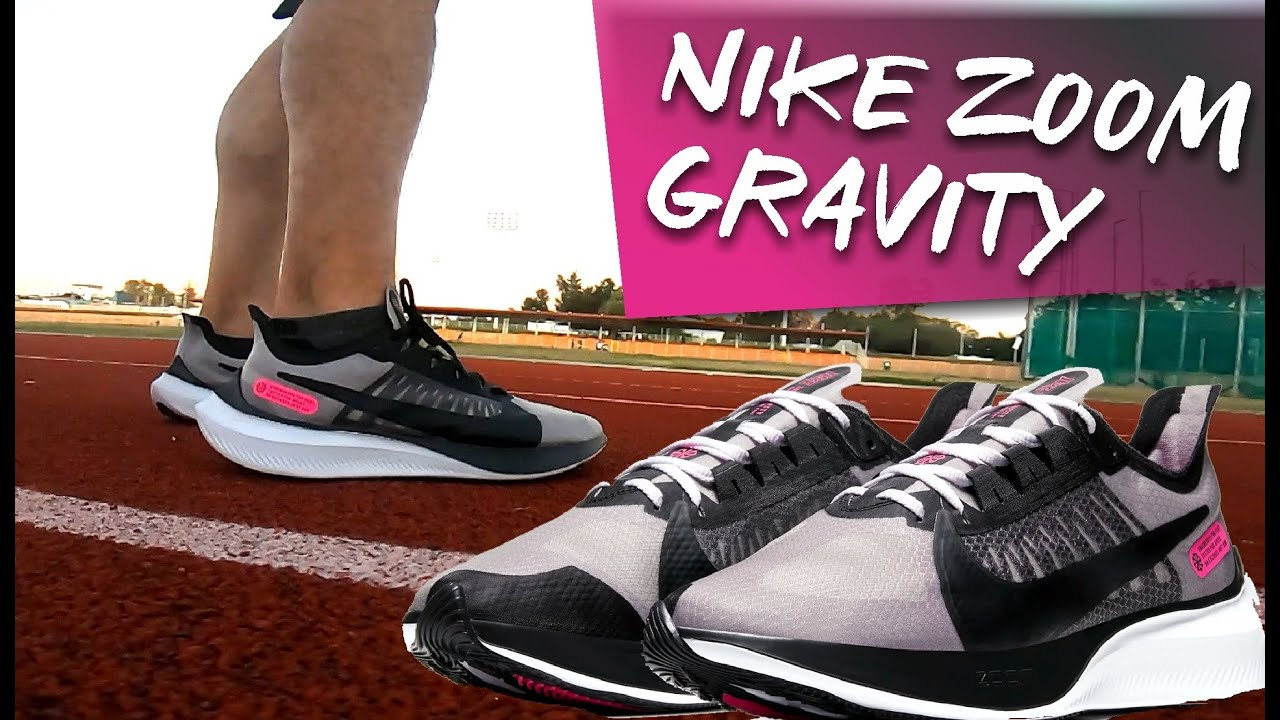 NIKE ZOOM GRAVITY - RESEÑA / REVIEW