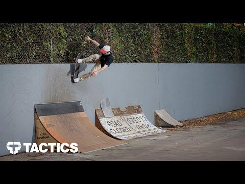 Skate Team Fall Sessions | Portland | Tactics Skate