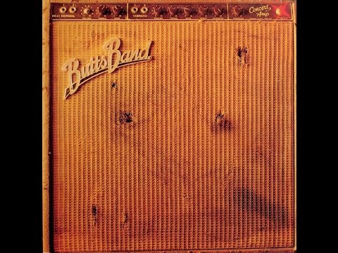 The Butts Band - The Butts Band (Full Vinyl Album) (HQ)