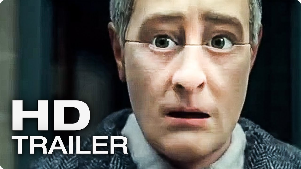 ANOMALISA Trailer German Deutsch (2016)