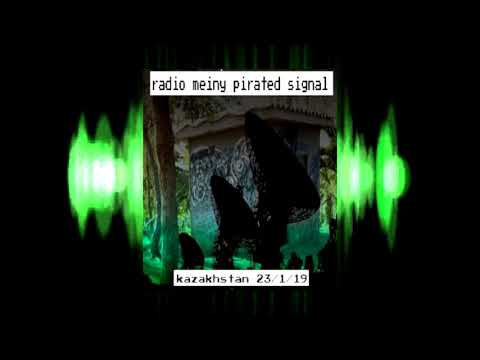 KAZAKH pirated signal 23/1/19Meiny Radio ࡡ 3།།།།།།།།