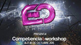 Expression Dance 2015 | Alex CH Vlog