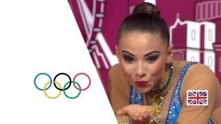 Rhythmic Gymnastics All-Around Qualification - London 2012 Olympics