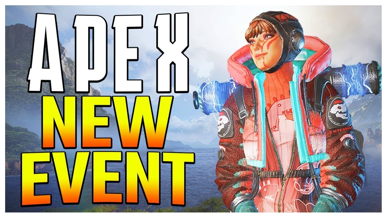 Apex Legends Valentine's Day Event Update! Duos Mode + Free Reward + Double XP