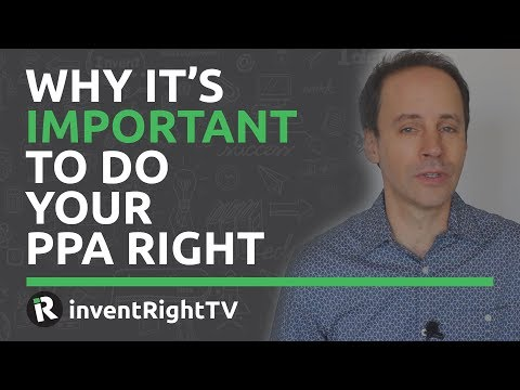 Why It's Important to Do Your PPA Right