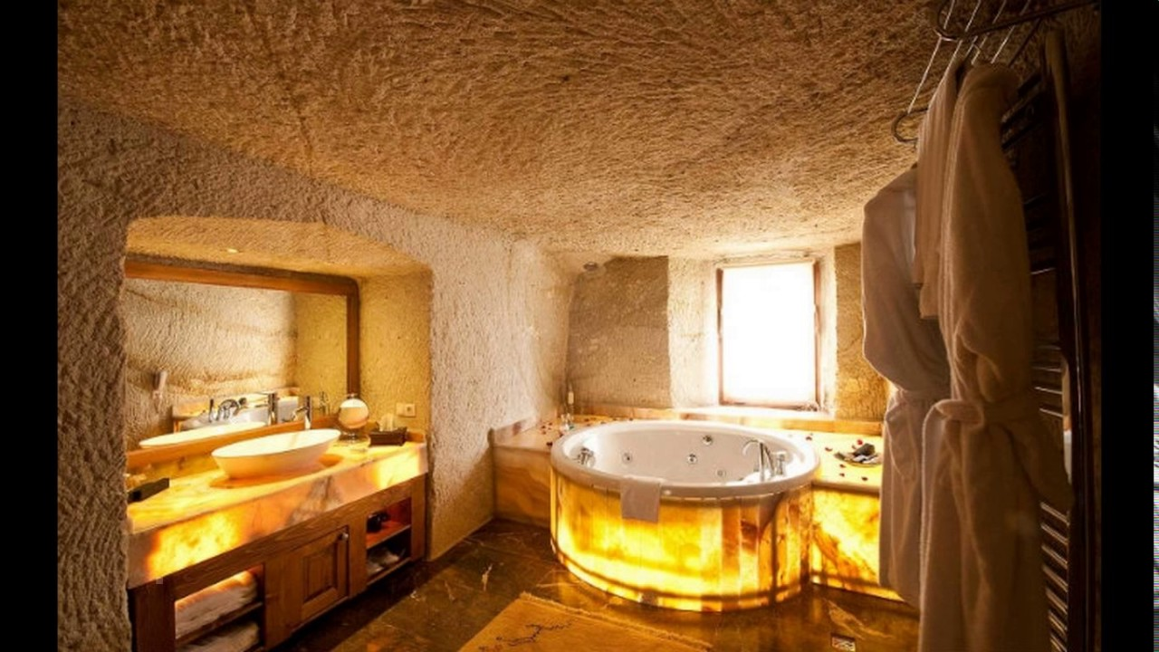 5 star hotel bathroom design youtube for Y hotel shared bathroom