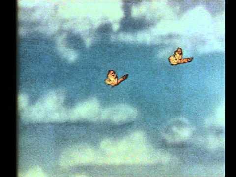 Бабочка мультфильм 1972