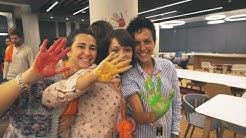 Oficinas Amazon España (Day 1)