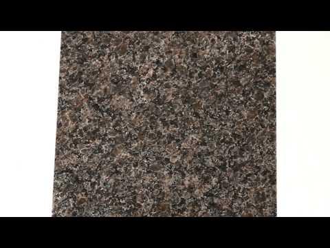 Le granite Calédonia MF de Polycor - Fini Antique
