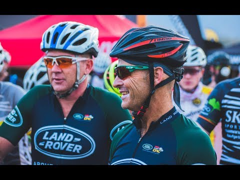 Gary Kirsten Cycles Cape Epic 2018 Stage 1 (Robertson)