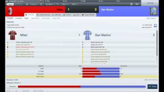 Football Manager 2012: The Great San Marino Challenge - Part 32: Goodbye San Marino