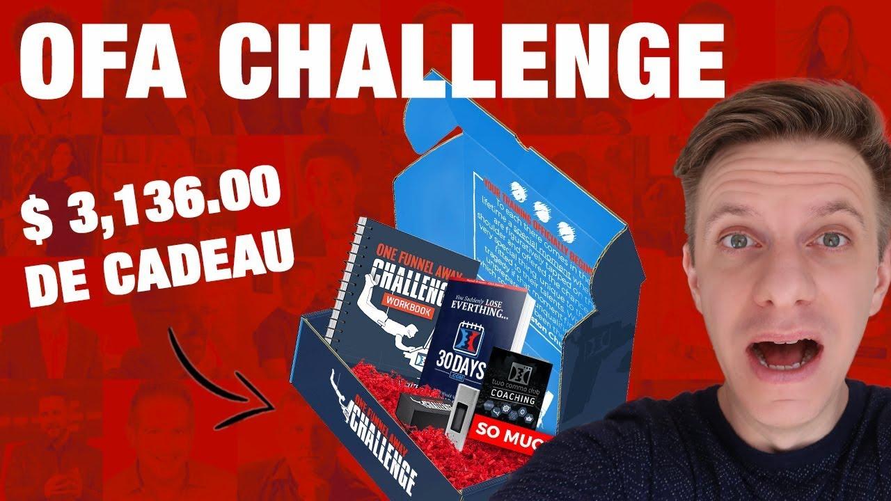 OFA Challenge mon Avis et Unboxing