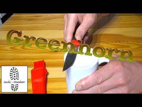 Greenhorn: 17. Messer Schärfen