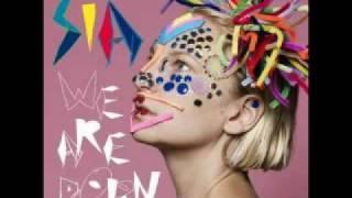 Смотреть клип песни: Sia - Never Gonna Leave Me