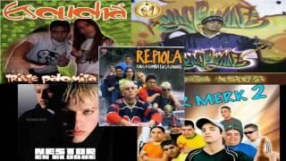 Cumbia De Antes (enganchado) Magoman, Supermerk2, Nestor En Bloque, Re Piola!
