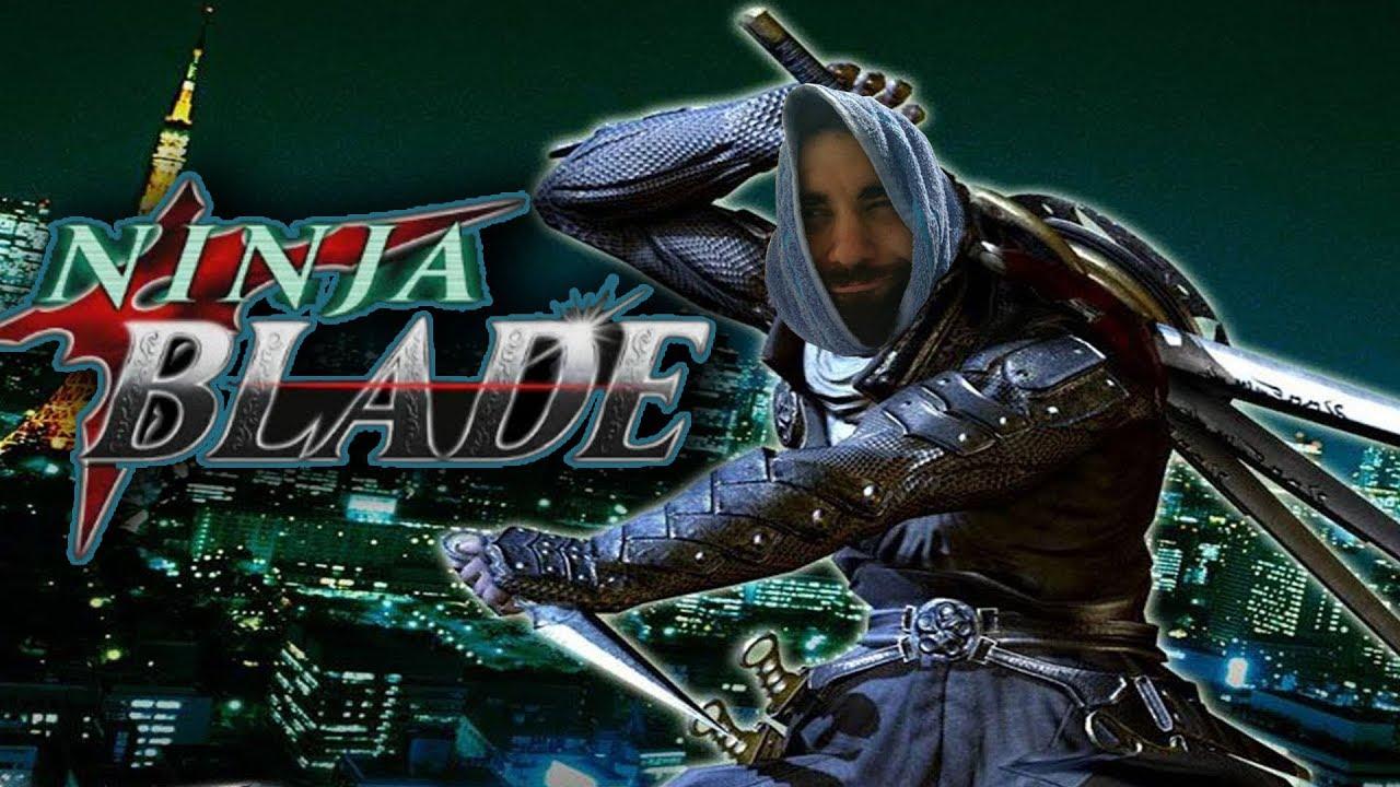 [LIVE] Ninja Blade PT#01 - Nunca joguei e falaram que é ...