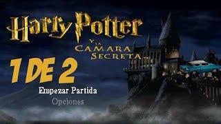 Harry potter y la camara secreta pelicula completa en español youtube