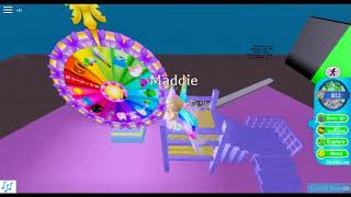Spinning the Wheel/Prize wave #1/Day 3/Roblox/ Royale High