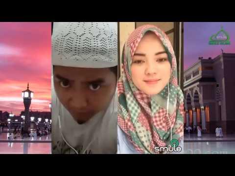 SMULE ISLAMI-Suaranya Menggetarkan Jiwa Bidadari Surga
