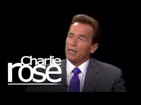 Mayor Michael Bloomberg & California Governor | Charlie Rose