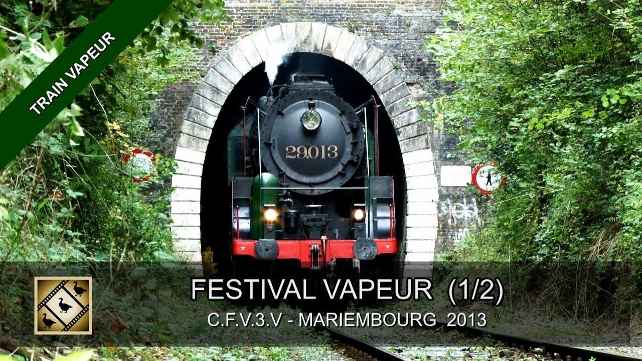 Festival 2013 du train a vapeur cfv3v 1 2 steamtrain - Nettoyeurs de sols et vapeur ...