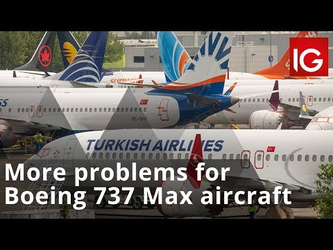 More problems for Boeing 737 Max aircraft