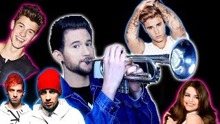 PLAYING POP SONGS ON THE TRUMPET thumbnail