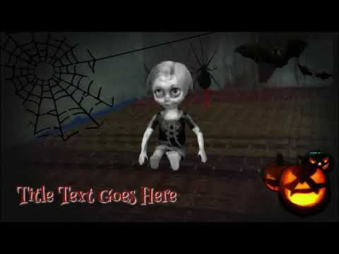 New horor movie trailer,the ghost doll
