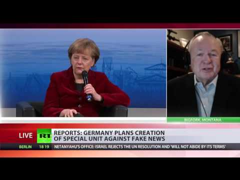 Ministry of truth? Berlin reportedly plans 'center of defense against fake news'