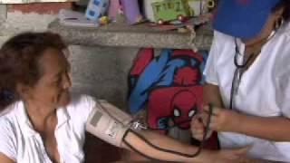 Fundación Cruzada Nueva Humanidad - Brigada Médica 12-04-2010