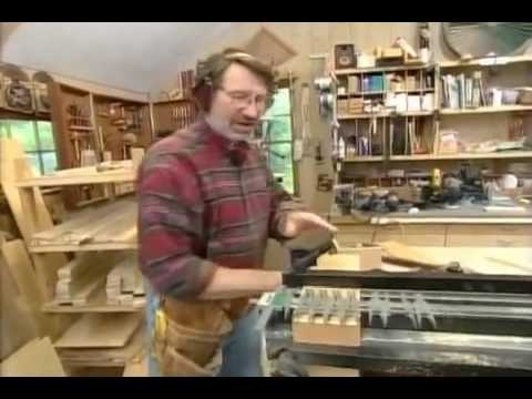 New Yankee Workshop S20E04 Kitchen Project Part 4: The Wet Wall