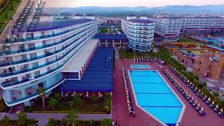 Eftalia Marin Hotel 5 Ефталия Марин отель Аланья Турция обзор отеля все включено