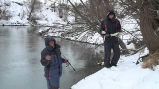 видео На что, как ловить окуня зимой: зимние приманки, тонкости ловли