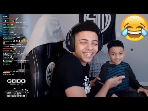 TSM MYTH LITTLE BROTHER ON STREAM???