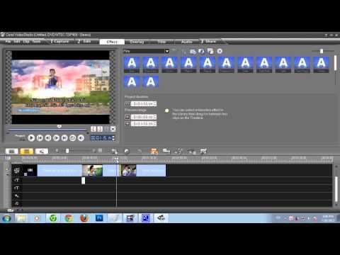 Hướng dẫn cắt ghép video, chuyển đuôi video
