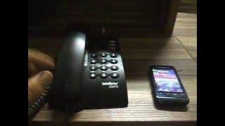 Telefone fixo no celular R$ 36,00/mês - Ativação R$ 60,00 e Ganhe R$ 20,00 de Recarga p/ Ligar