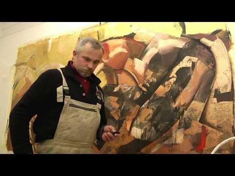 Abstrakte Malerei, abstract painting