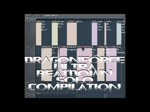 Dragonforce Solo Compilation [Ultra Beatdown]