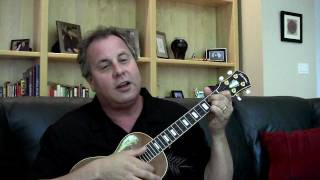 Beginning Swing Ukulele #1 - with Gerald Ross